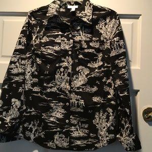 Charter Club blouse.